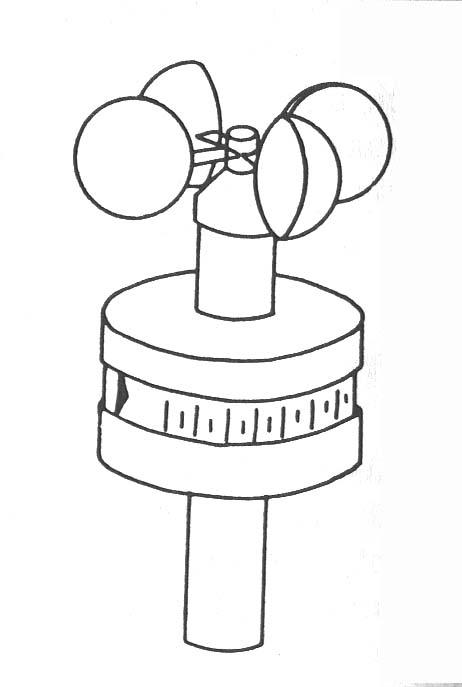 anemometer drawing - photo #9