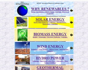 DIERET distance online education on sustainable renewable