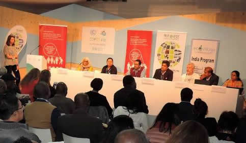 UNFCCC COP23 Side Event pictures