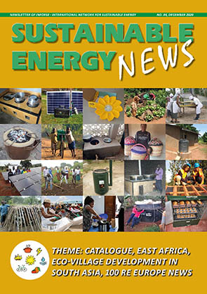 Sustainable Energy News SEN 84 December 2020
