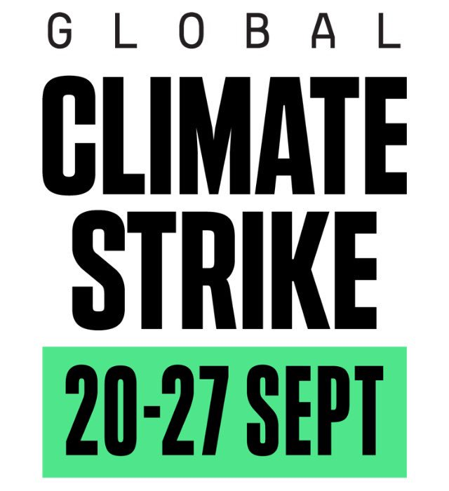 Global Climate Strike September 20 2019